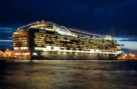 OUR NEXT CRUISE SUMMARY Emerald Princess Western Europe W - Emerald princess casino